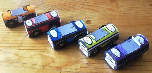 Reciclăm tuburile de carton