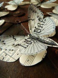 fluturi handmade